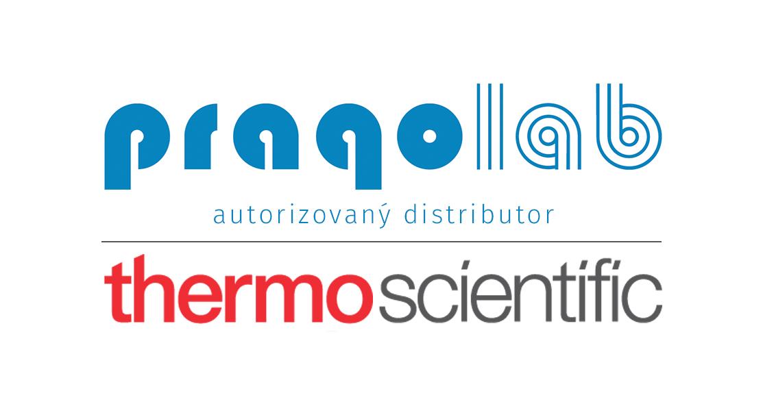 Pragolab - thermo logo